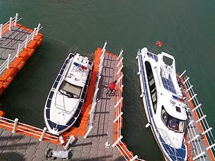 船艇浮码头、执法艇浮动码头