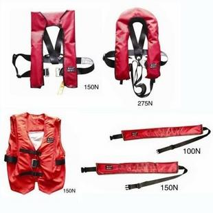 气胀式救生衣(ISO12402)