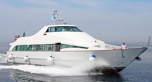 东方2550沿海高速船