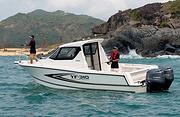 雅馬哈YAMAHA YF-310休閑釣魚艇