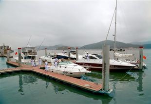 浙江象山渔人码头