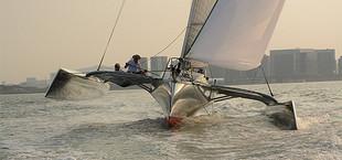 哈德森 帆船