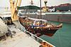 27米古帆船香港装船