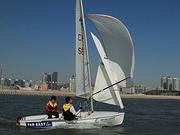 珐伊国际420级帆船